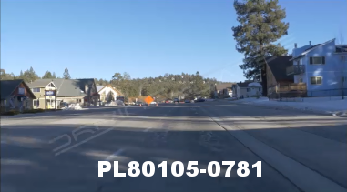 Vimeo clip HD & 4k Driving Plates Big Bear, CA PL80105-0781