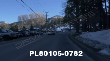Vimeo clip HD & 4k Driving Plates Big Bear, CA PL80105-0782