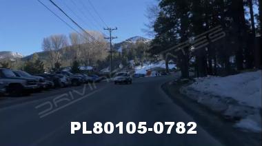Vimeo clip HD & 4k Driving Plates Big Bear, CA PL80105-0782