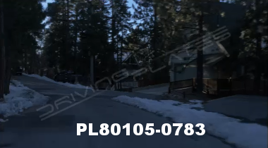 Vimeo clip HD & 4k Driving Plates Big Bear, CA PL80105-0783