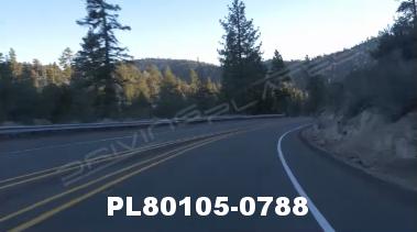 Vimeo clip HD & 4k Driving Plates Big Bear, CA PL80105-0788