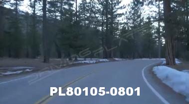 Vimeo clip HD & 4k Driving Plates Big Bear, CA PL80105-0801