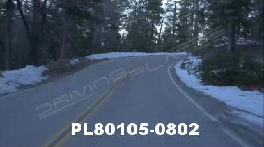 Vimeo clip HD & 4k Driving Plates Big Bear, CA PL80105-0802