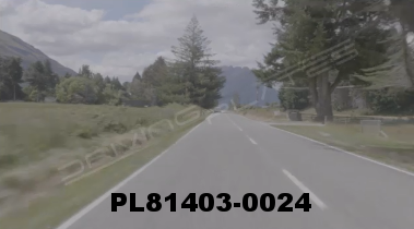 Vimeo clip HD & 4k Driving Plates Lake Wakatipu, New Zealand PL81403-0024