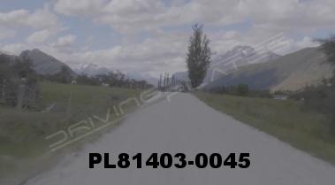 Vimeo clip HD & 4k Driving Plates Lake Wakatipu, New Zealand PL81403-0045