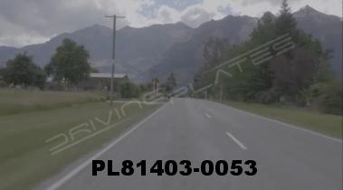 Vimeo clip HD & 4k Driving Plates Lake Wakatipu, New Zealand PL81403-0053