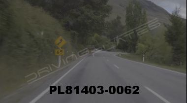 Vimeo clip HD & 4k Driving Plates Lake Wakatipu, New Zealand PL81403-0062