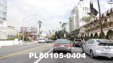 Vimeo clip HD & 4k Driving Plates Los Angeles, CA PL80105-0404