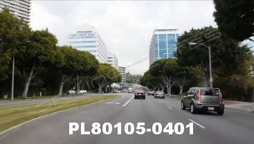 Vimeo clip HD & 4k Driving Plates Los Angeles, CA PL80105-0401