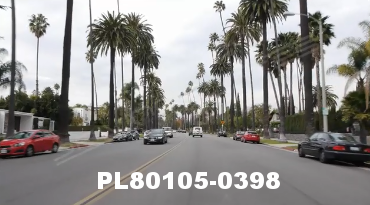 Vimeo clip HD & 4k Driving Plates Los Angeles, CA PL80105-0398