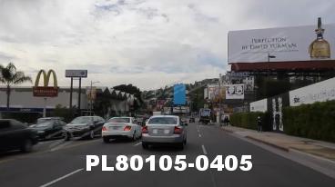 Vimeo clip HD & 4k Driving Plates Los Angeles, CA PL80105-0405