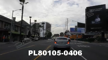 Vimeo clip HD & 4k Driving Plates Los Angeles, CA PL80105-0406