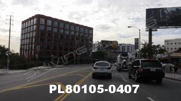 Vimeo clip HD & 4k Driving Plates Los Angeles, CA PL80105-0407
