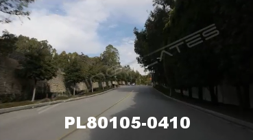 Vimeo clip HD & 4k Driving Plates Los Angeles, CA PL80105-0410