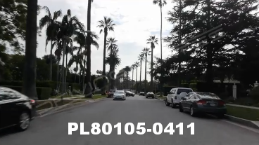 Vimeo clip HD & 4k Driving Plates Los Angeles, CA PL80105-0411