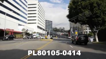 Vimeo clip HD & 4k Driving Plates Los Angeles, CA PL80105-0414