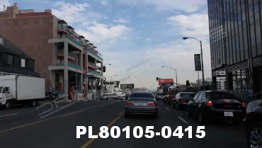 Vimeo clip HD & 4k Driving Plates Los Angeles, CA PL80105-0415