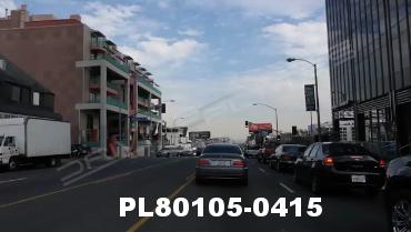 Vimeo clip HD & 4k Driving Plates Los Angeles, CA PL80105-0415