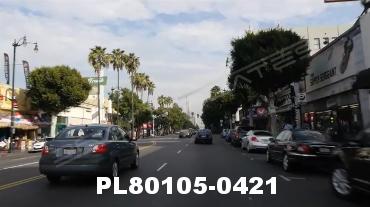 Vimeo clip HD & 4k Driving Plates Los Angeles, CA PL80105-0421