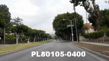 Vimeo clip HD & 4k Driving Plates Los Angeles, CA PL80105-0400