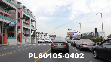 Vimeo clip HD & 4k Driving Plates Los Angeles, CA PL80105-0402