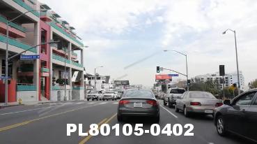 Vimeo clip HD & 4k Driving Plates Los Angeles, CA PL80105-0402