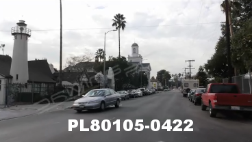 Vimeo clip HD & 4k Driving Plates Los Angeles, CA PL80105-0422
