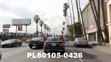 Vimeo clip HD & 4k Driving Plates Los Angeles, CA PL80105-0426