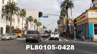 Vimeo clip HD & 4k Driving Plates Los Angeles, CA PL80105-0428