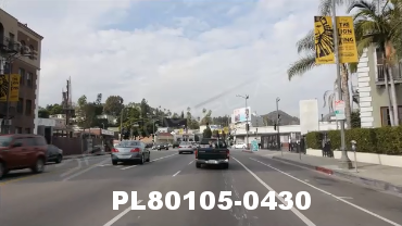 Vimeo clip HD & 4k Driving Plates Los Angeles, CA PL80105-0430