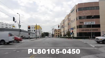 Vimeo clip HD & 4k Driving Plates Los Angeles, CA PL80105-0450