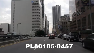 Vimeo clip HD & 4k Driving Plates Los Angeles, CA PL80105-0457
