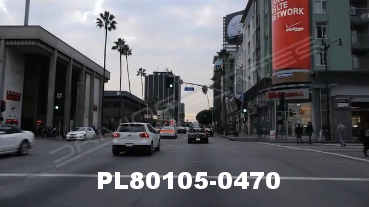 Vimeo clip HD & 4k Driving Plates Los Angeles, CA PL80105-0470