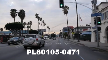 Vimeo clip HD & 4k Driving Plates Los Angeles, CA PL80105-0471