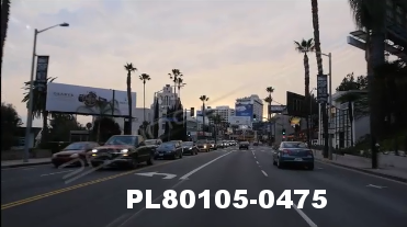 Vimeo clip HD & 4k Driving Plates Los Angeles, CA PL80105-0475