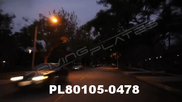 Vimeo clip HD & 4k Driving Plates Los Angeles, CA PL80105-0478