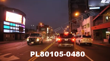 Vimeo clip HD & 4k Driving Plates Los Angeles, CA PL80105-0480
