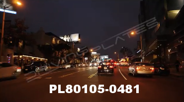Vimeo clip HD & 4k Driving Plates Los Angeles, CA PL80105-0481