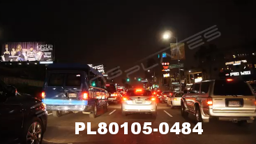 Vimeo clip HD & 4k Driving Plates Los Angeles, CA PL80105-0484