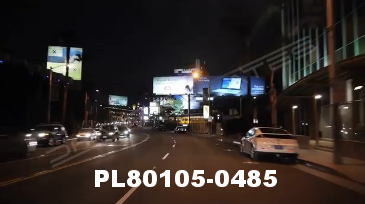 Vimeo clip HD & 4k Driving Plates Los Angeles, CA PL80105-0485
