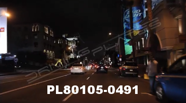 Vimeo clip HD & 4k Driving Plates Los Angeles, CA PL80105-0491
