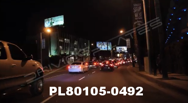 Vimeo clip HD & 4k Driving Plates Los Angeles, CA PL80105-0492