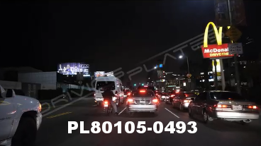 Vimeo clip HD & 4k Driving Plates Los Angeles, CA PL80105-0493