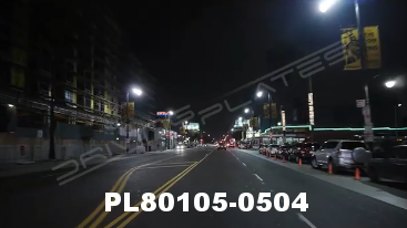 Vimeo clip HD & 4k Driving Plates Los Angeles, CA PL80105-0504