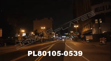 Vimeo clip HD & 4k Driving Plates Los Angeles, CA PL80105-0539