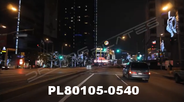 Vimeo clip HD & 4k Driving Plates Los Angeles, CA PL80105-0540