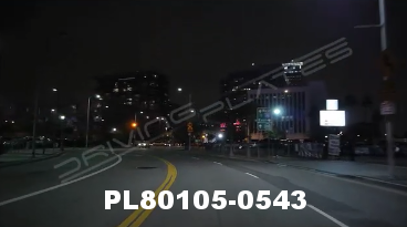 Vimeo clip HD & 4k Driving Plates Los Angeles, CA PL80105-0543