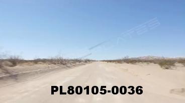Vimeo clip HD & 4k Driving Plates Mojave Desert, CA PL80105-0036