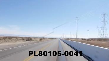 Vimeo clip HD & 4k Driving Plates Mojave Desert, CA PL80105-0041