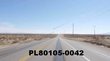 Vimeo clip HD & 4k Driving Plates Mojave Desert, CA PL80105-0042